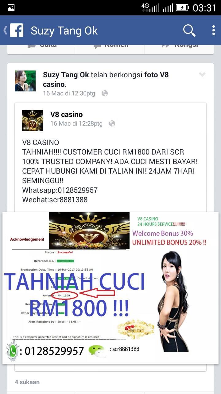 SCR888 penipu scr8881388 - 918KISS Casino Malaysia