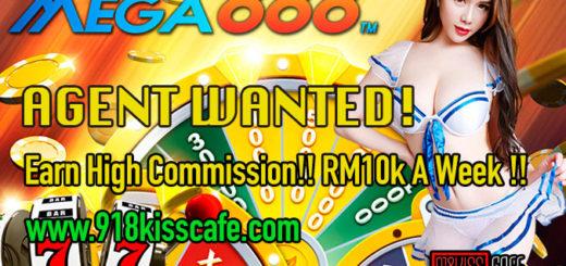 mega888 kiosk agent register   918KISS Casino Malaysia
